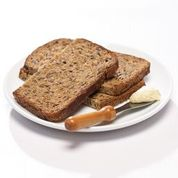 Brown Protein Bread
