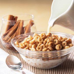 Cinnamon Vanilla Cereal
