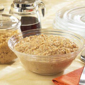 Maple Brown Sugar Oatmeal
