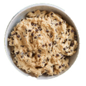 Vegan No-Bake Cookie Dough