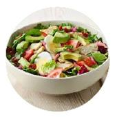 Green Goodness Fresh Egg Salad