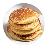 High Protein Oatmeal Pancakes or Waffles